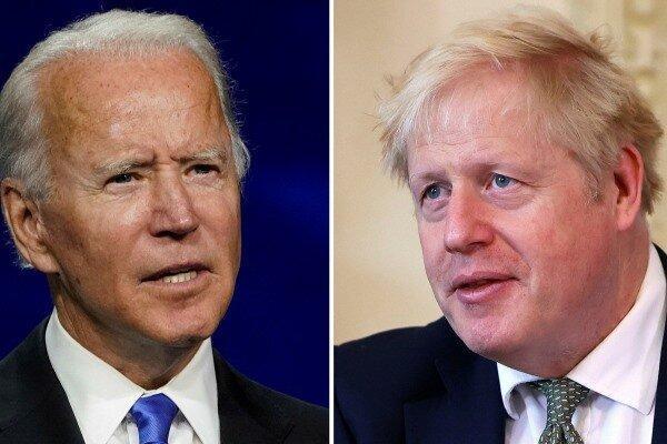 آمریکا و انگلیس: پایبندی مجدد ایران به برجام یک ضرورت است! خبرنگاران