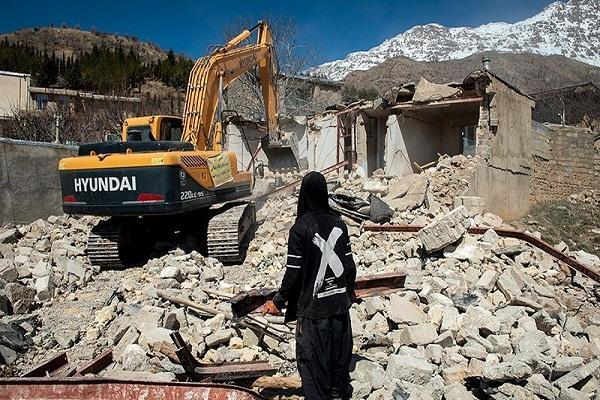 خسارت 30 تا 60 درصدی زلزله به 297 واحد مسکونی، 9 نفر مصدوم شدند