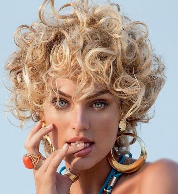 50 مدل مو برای مو های فر و وز دخترانه