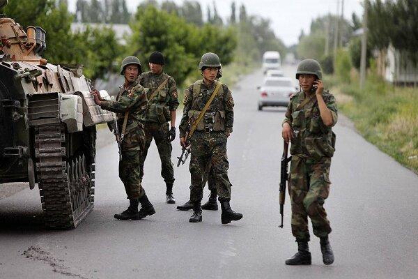 توافق تاجیکستان و قرقیزستان بر سر آتش بس کامل در منطقه مرزی