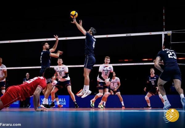 تور کانادا: ساعت بازی والیبال ایران - کانادا