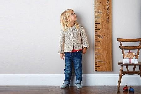 چگونه بچه ها قد بلندتری داشته باشیم؟