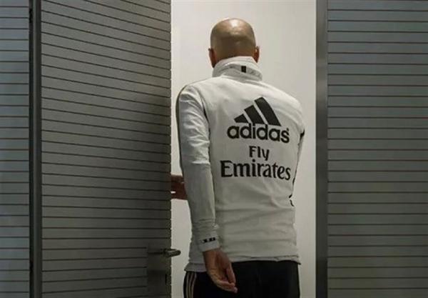 اعلام رسمی جدایی زیدان از رئال مادرید