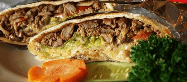 طرز تهیه ساندویچ زبان و ساندویچ زبان مکزیکی مکزیکی