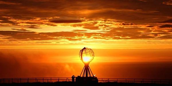 ثبت رکورد تازه گرما در قطب شمال