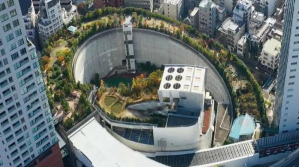 فضاهای سبز توکیو؛ واحه هایی بر فراز اَبَرشهر