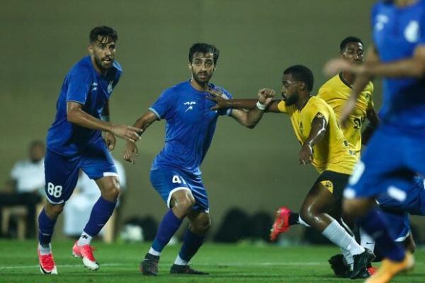 تور دبی ارزان: پیروزی تیم فوتبال استقلال برابر تیم ناشناس امارات
