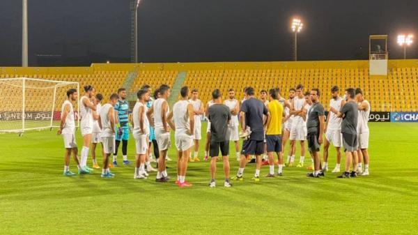 آخرین تمرین تیم فوتبال استقلال پیش از مصاف با الهلال