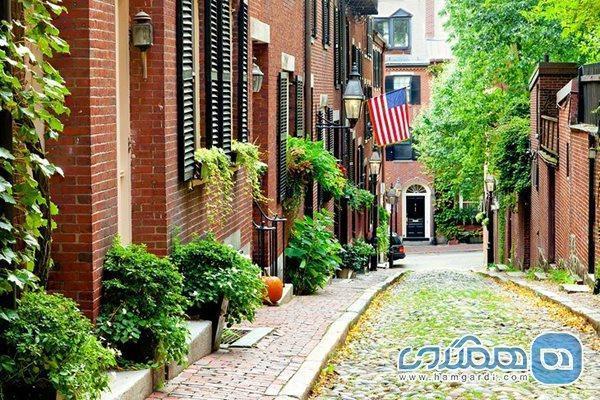 ویزای آمریکا: راهنمای سفر به شهر بوستون؛ شهری دیدنی و رویایی در آمریکا