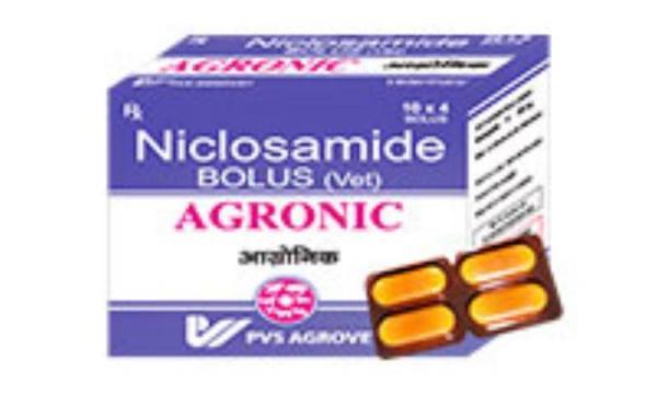 نیکلوزامید (NICLOSAMID)